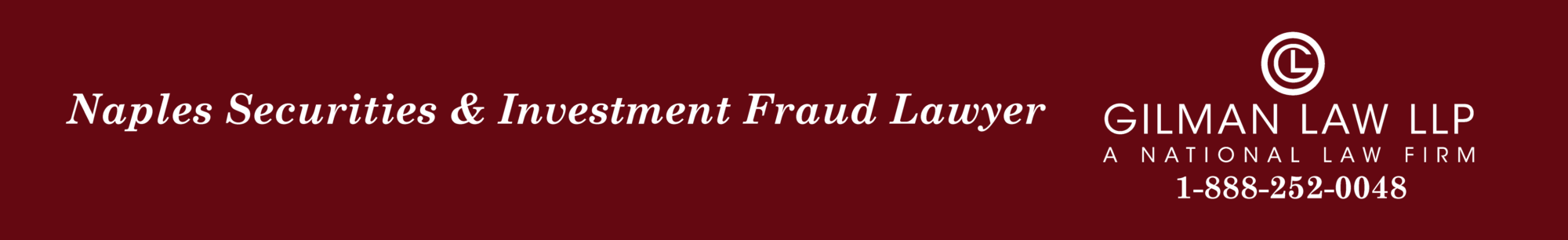 Naples Florida Securities Fraud Lawyer